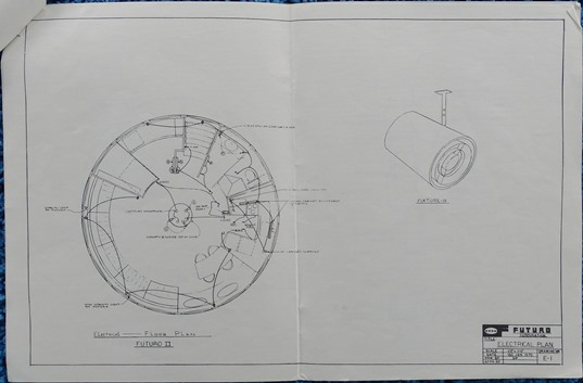 Futuro II - Plans - Electrical Plan - E1 - 010170
