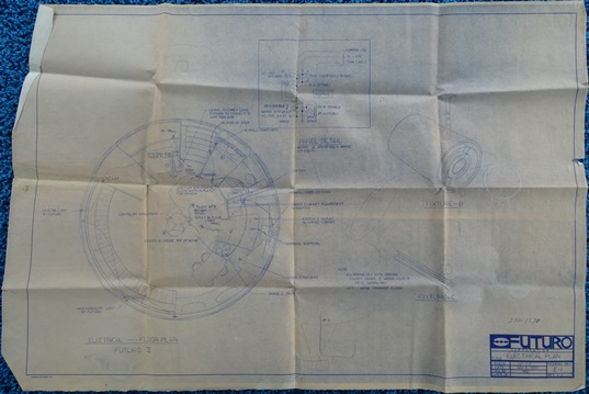 Futuro II - Plans - Electrical Plan - E1 - 050870