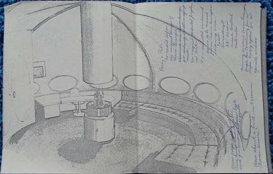 Austin Futuro Drawings - 1