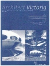 Architect Victoria Magazine Autumn 2010