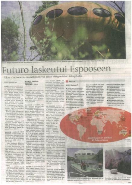 Helsingin Sanomat 050712