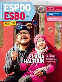 Espoo Magazine 2/2018 - Cover