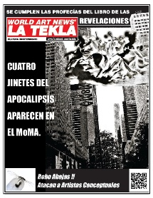 La Tekla December 2011 - Cover