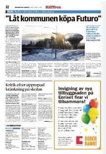 Soderhamns Kuriren | 012216 Issue