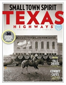 Texas Highways October 2017 - Cover