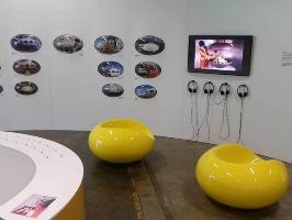 Futuro World Exhibition - WeeGee Exhibition Center - Opening Day 061515 - Marko Home - 2