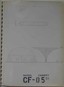 CF-10 Booklet With Plans Including The CF-05 Canopy - Undated - 6