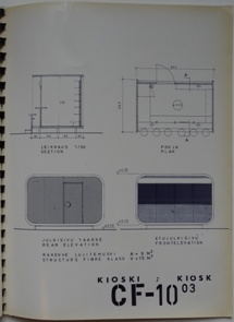 CF-10 Booklet With Plans Including The CF-05 Canopy - Undated - 3