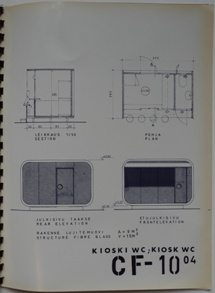 CF-10 Booklet With Plans Including The CF-05 Canopy - Undated - 4