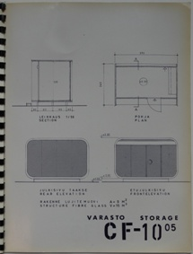 CF-10 Booklet With Plans Including The CF-05 Canopy - Undated - 5