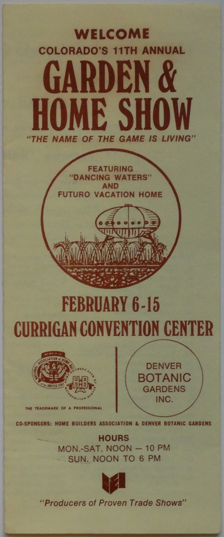 The Futuro House - The Charles Cleworth Archive - Marketing ...