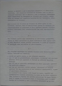 Polykem/Futuro Corporation Of Colorado License Agreement [Gulf] - Unsigned - Undated - 2