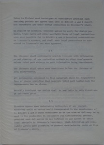 Polykem/Futuro Corporation Of Colorado License Agreement [Gulf] - Unsigned - Undated - 3