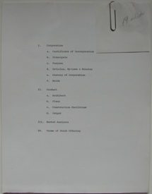 Futuro Corporation Of Colorado - Stock Offering Prospectus - Original Template Sheets - C