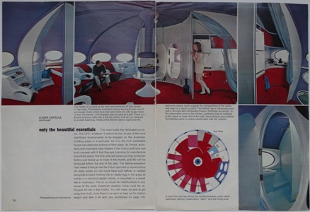 American Home Magazine - September 1969 Article - 2