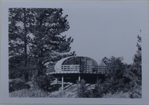 Futuro Corporation Of Colorado - Platform (Futuro) House - June 1973 - Photo Exterior