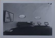 Futuro Corporation Of Colorado - Platform (Futuro) House - June 1973 - Photo Interior