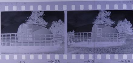 Futuro Corporation Of Colorado - Platform (Futuro) House - June 1973 - Negatives 3