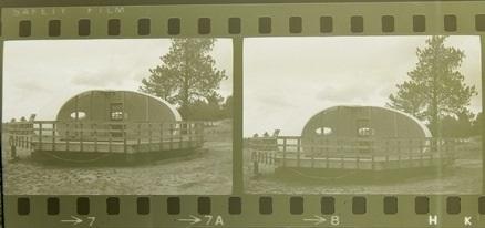 Futuro Corporation Of Colorado - Platform (Futuro) House - June 1973 - Negatives 4