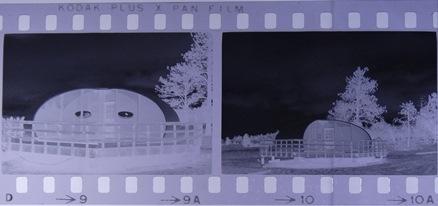 Futuro Corporation Of Colorado - Platform (Futuro) House - June 1973 - Negatives 5