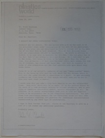 Charles Cleworth Letter Re Potential Futuro Sale - 062471