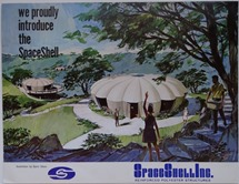 Sales Brochure - SpaceShell - Front - Undated
