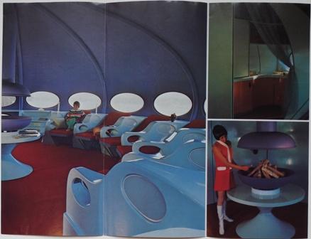 Futuro Homes, Denver - Futuro Trifold Brochure - Inside