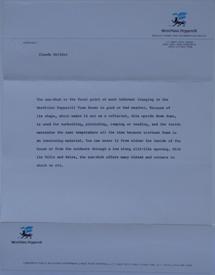 WestPoint Pepperell House Photos - Sun Dish Text