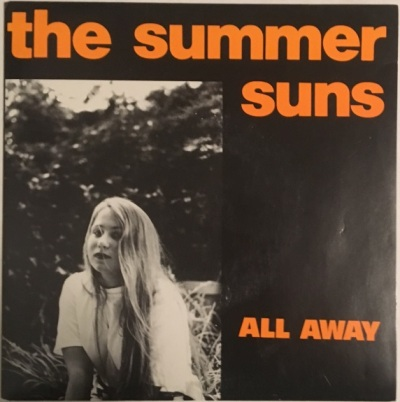 The Summer Suns - All Away - Front