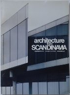 Architecture From Scandinavia 1 1975 Cover