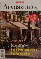 Arvoasunto - 2/2008 Issue - Cover