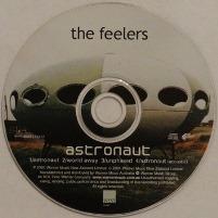 The Feelers - Asstronaut - CD