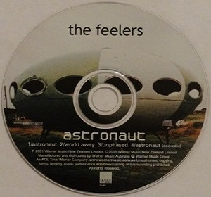 The Feelers - Asstronaut - CD