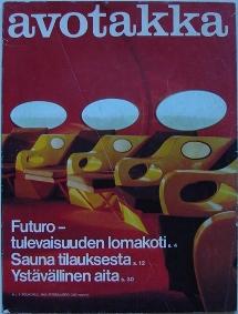 Avotakka May 1969 Cover