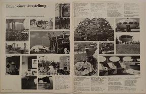 Bauwelt 40/71 100471 -  Pages 1596-1597