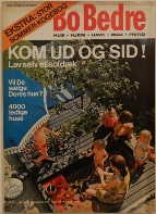 Bo Bedre May 1970 - Cover