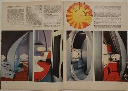 Bo Bedre May 1970 - Pages 28-29