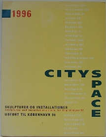 City Space Cover