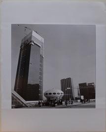 Jean Ribière - Futuro House C.N.I.T. - Circa 1972 - Print Form Original Negative - 5