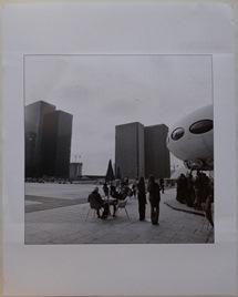 Jean Ribière - Futuro House C.N.I.T. - Circa 1972 - Print Form Original Negative - 6