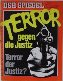 Der Spiegel 47-1974 Cover