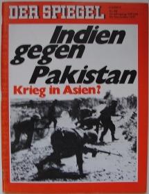 Der Spiegel 49-1971 Cover