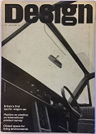 Design - Issue 241 January 1969 - Cover