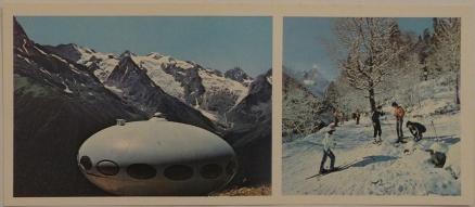 Vintage Photo - Dombai Futuro - 1983 - Front