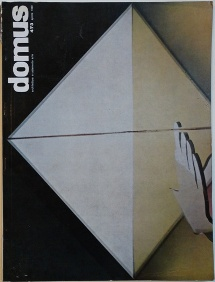 Domus April 1969 Cover
