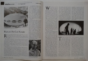 Film Comment 41/3 - May/June 2005 - Pages 12-13