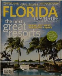 Florida Travel & Life February 2009 - Cover