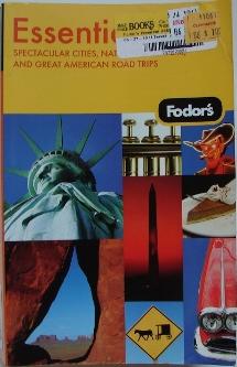Fodor's Essential USA, 1st Edition Cover