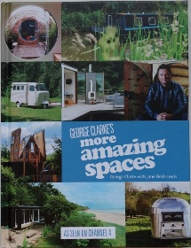 George Clarke's More Amazing Spaces - Cover