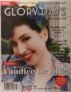 Glory Days - The Home Issue - Summer 2015 Cover